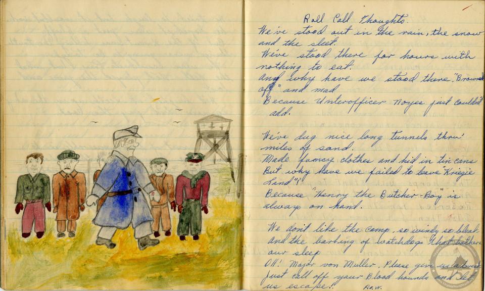 Kent Jr., Holland - WWII Journal