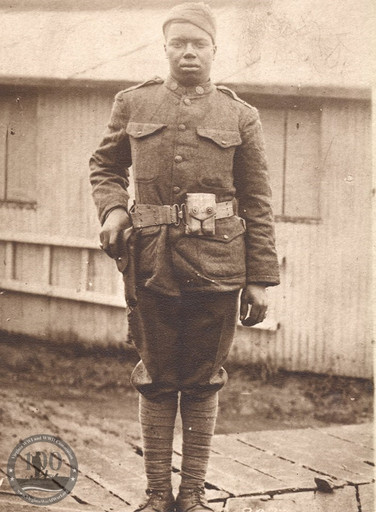 Jones, Robert L. - WWI Photo