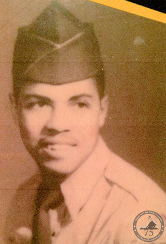Holmes, George H. - WWII Photo