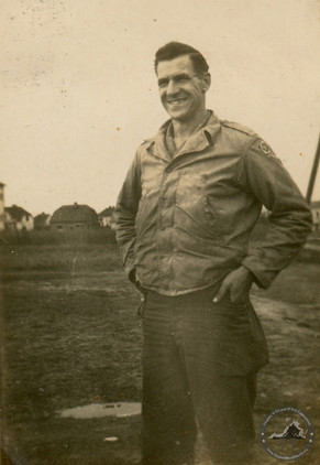 Daley, Robert A. - WWII Photo