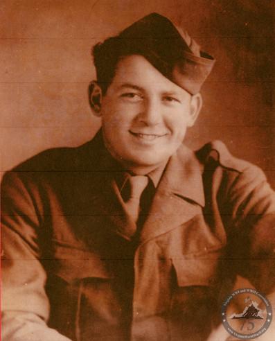 Mills, Earl - WWII Photo