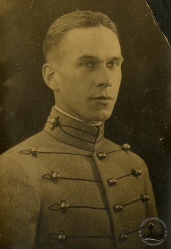 Byrd, Cornelius - WWII Photo