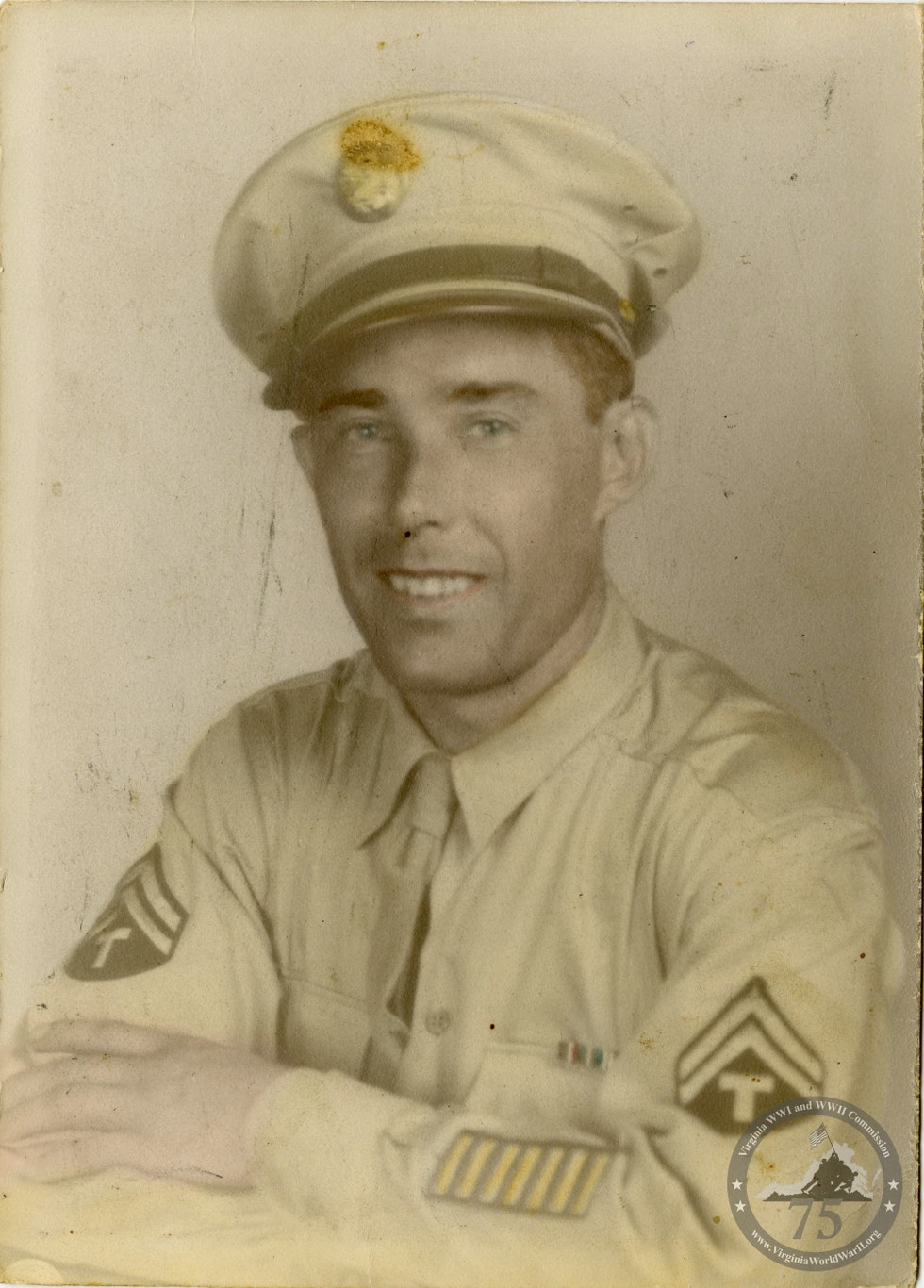 Harris, William Thomas - WWII Photo