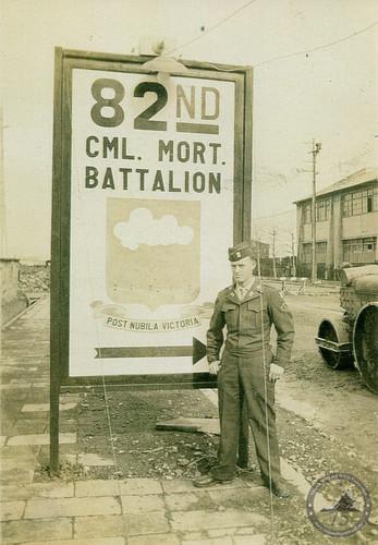 Ward, Elmer K. - WWII Photo