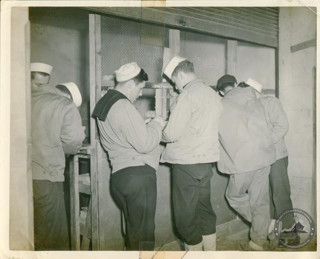 Custis, Carl - WWII Photo
