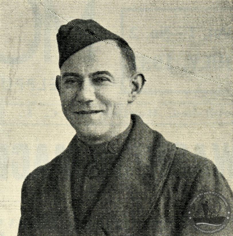 Pakieser, Louis - WWI Photo