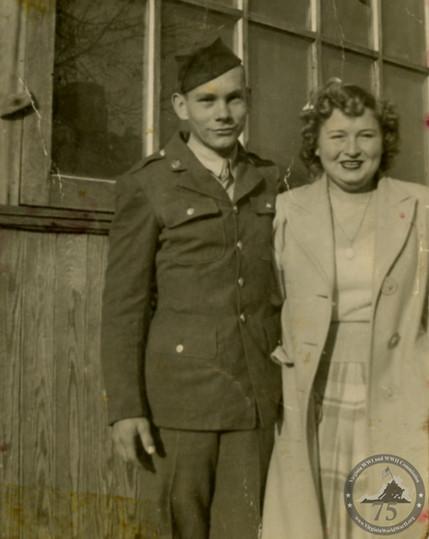 Newsome, O - WWII Photo