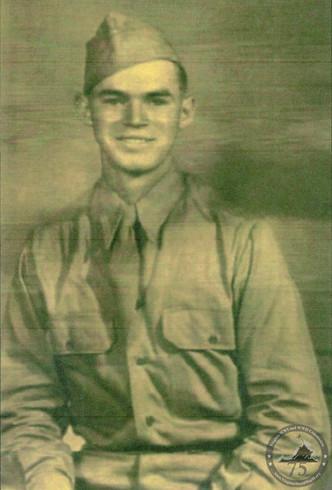 Davis, Preston - WWII Photo