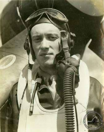 Kent Jr., Holland - WWII Photo