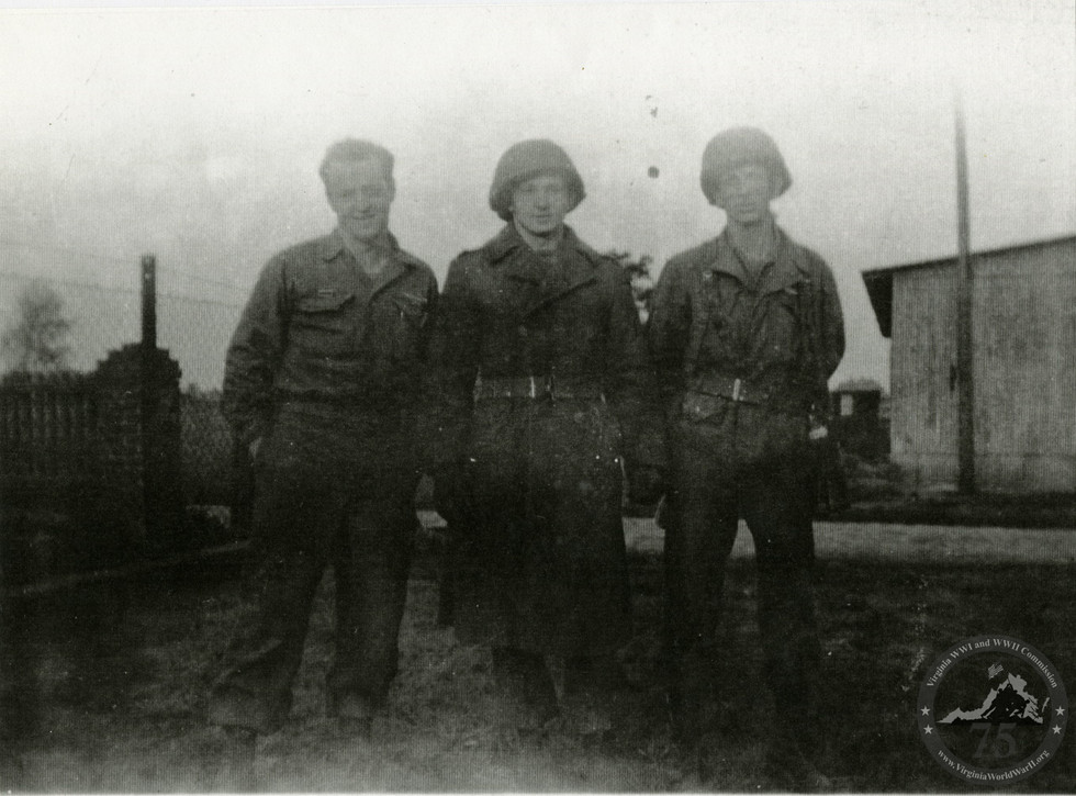 Rowell, Bill - WWII Photo