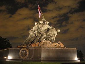 USMC War Memorial