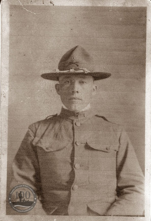 Williams, Clarence - WWI Photo