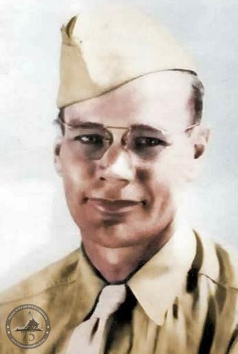 Sullivan, Leland - WWII Photo
