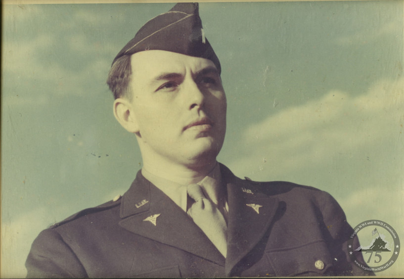 Grigg Jr., William - WWII Photo