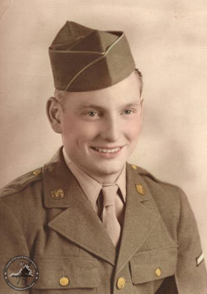 Bradley, Arthur C. - WWII Photo