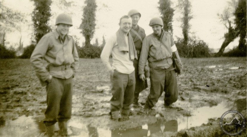 Brown, William - WWII Photo