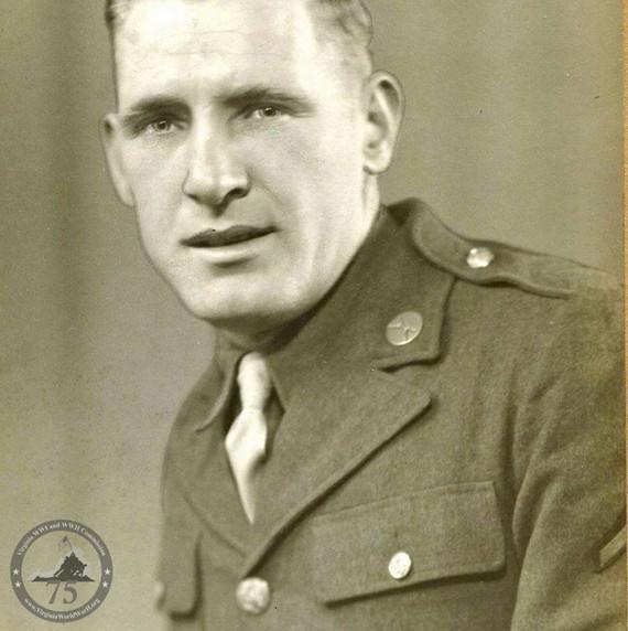 Bousman, Preston - WWII Photo