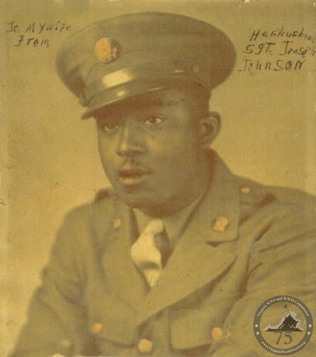 Johnson, Joseph - WWII Photo