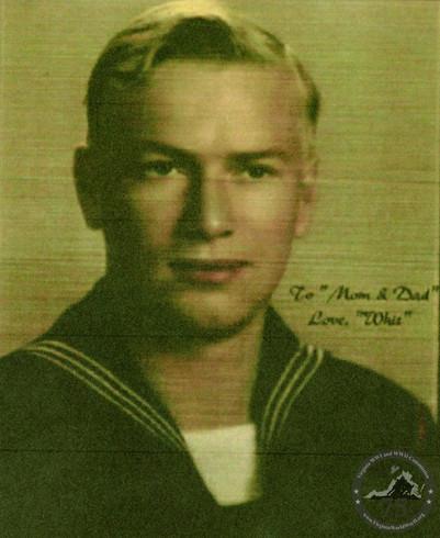 Davis, Whitfield - WWII Photo