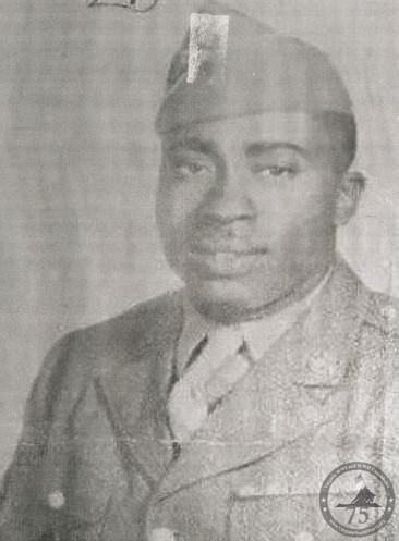 Coleman, Zeddie - WWII Photo