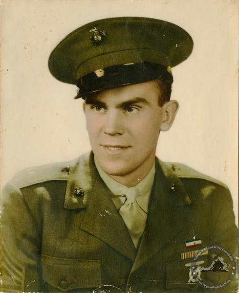 Barrows, John William - WWII Photo