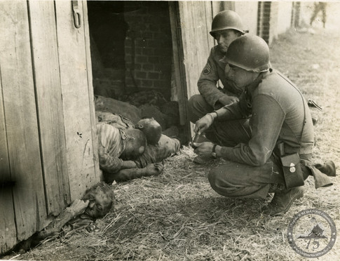 Crouch, John Campbell - WWII Photo