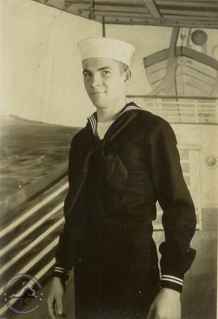 Via, Roy Thomas - WWII Photo