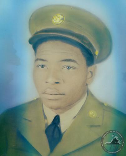 Burrell, John - WWII Photo