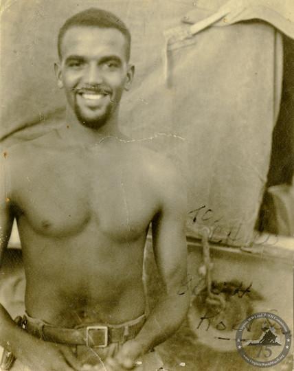 Greene, Kortwright - WWII Photo