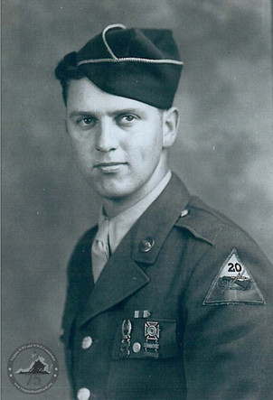 Turner, Gifford D. - WWII Photo