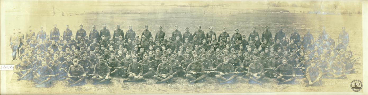 Ward, Edgar L. - WWI Photo