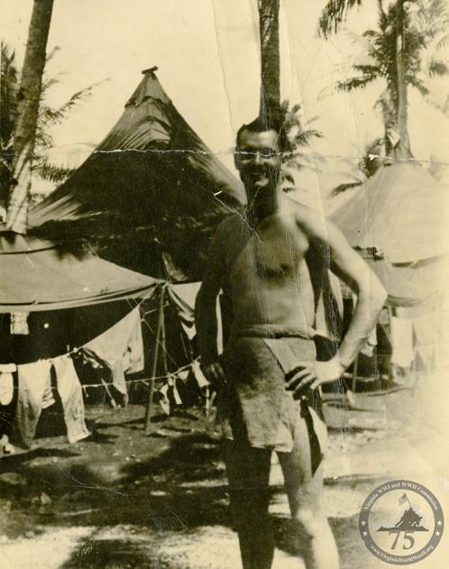 Dean, Joseph - WWII Photo