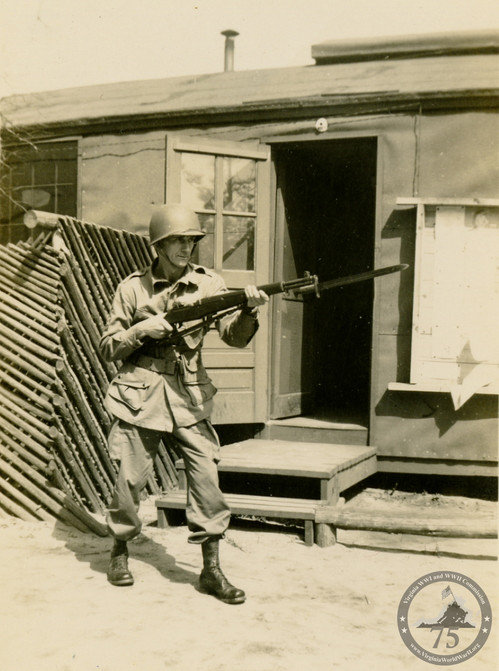 Hill, Robert C. - WWII Photo
