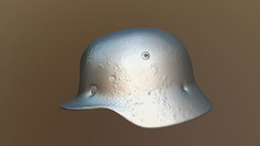 German M1942 Stahlhelm