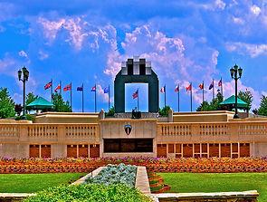 D-Day Memorial Garden