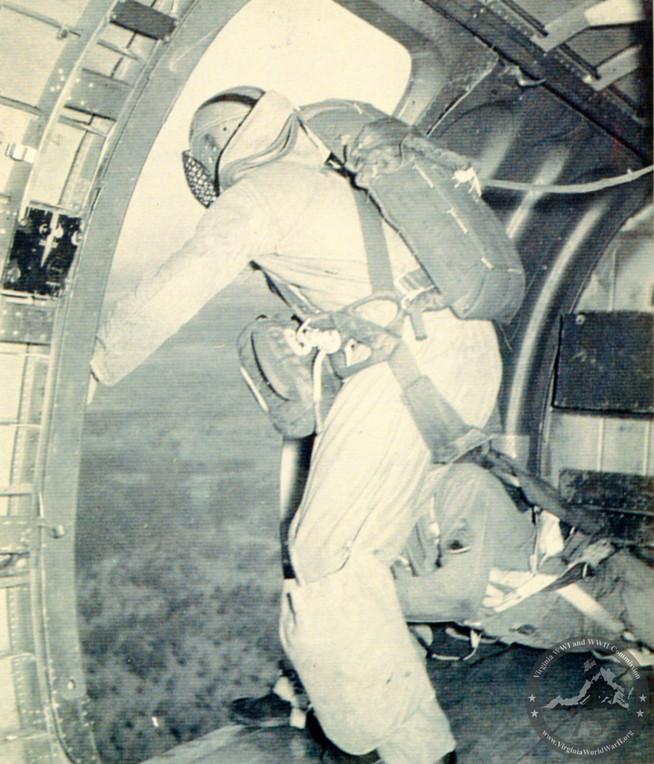 Schroeder, Hilmuth S. - WWII Photo