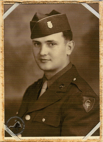 Minnich, Justus B. - WWII Photo