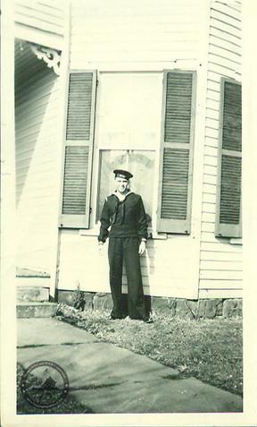 Browne, Woodrow W. L. - WWII Photograph
