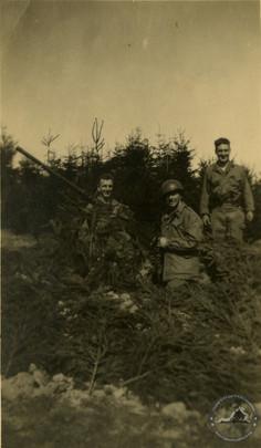 Hobbs, Aron - WWII Photo