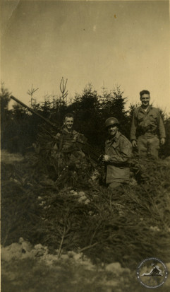 Hobbs, Aron - WWII Photo