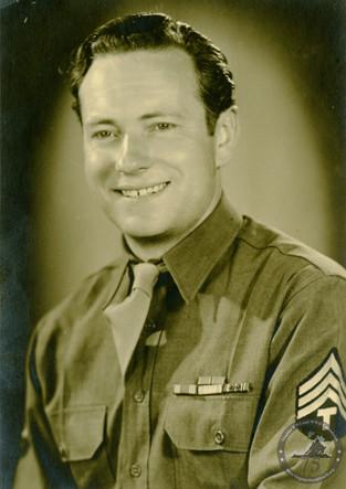 Pedersen, Peder B. - WWII Photo