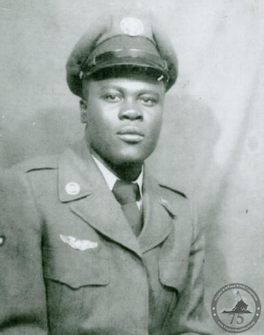 Davis, Harry - WWII Photo