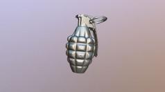U.S. Mk.II Frag Grenade
