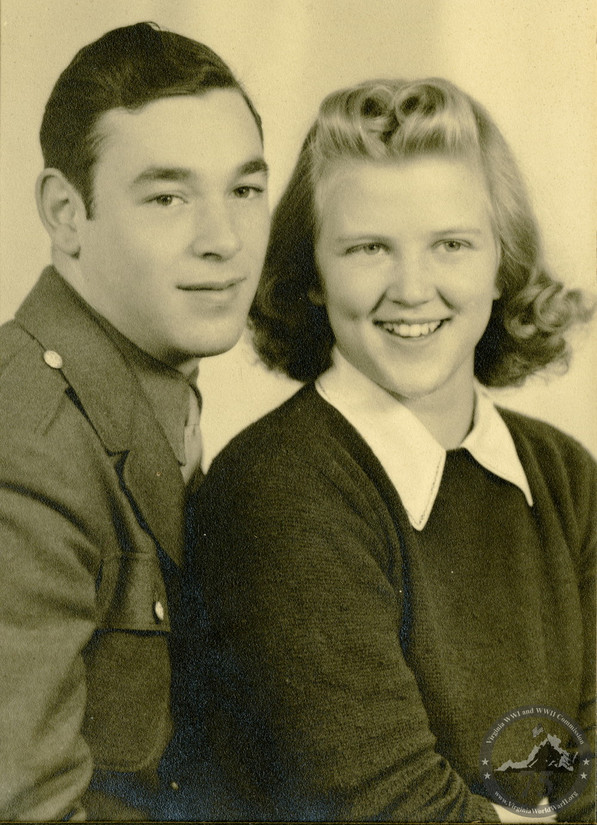 Marry, Norbet K. - WWII Photo