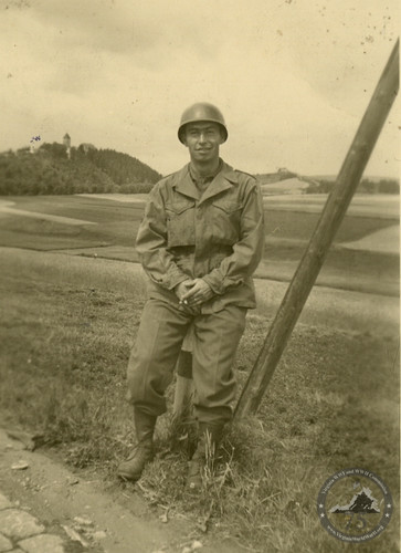 Tolliver, Howard - WWII Photo