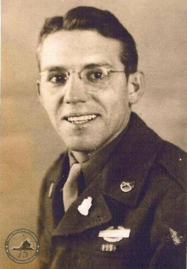 Lewis, Lenwood Coye - WWII Photo