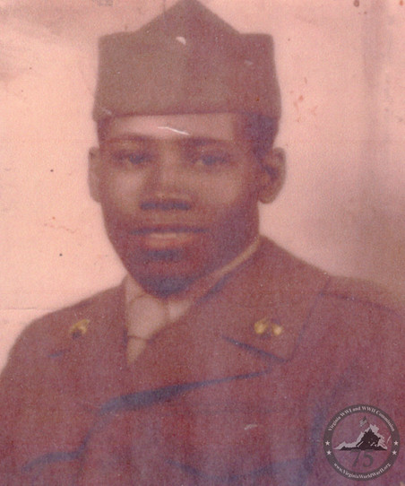 Allen, Edgar - WWII Photo