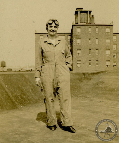 Dean, Antoinette - WWII Photo