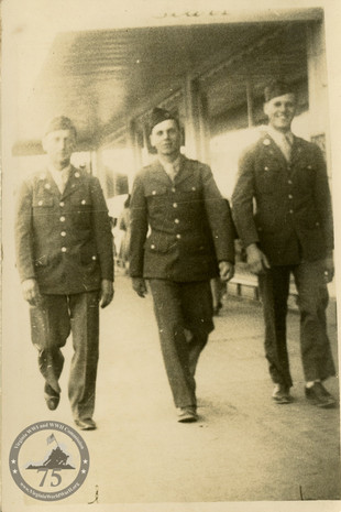 Hottle, Billy L. - WWII Photo
