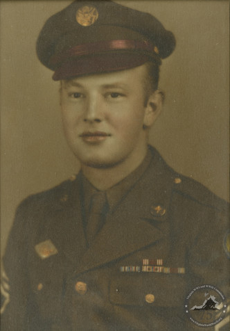 Norman, Jack H. - WWII Photo